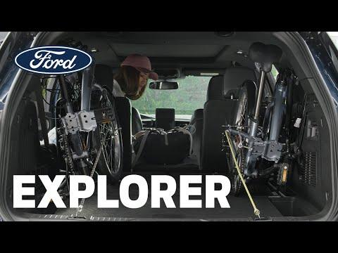 Poznejte luxus prostoru | Nový Ford Explorer Plug-In Hybrid | Ford Česká republika