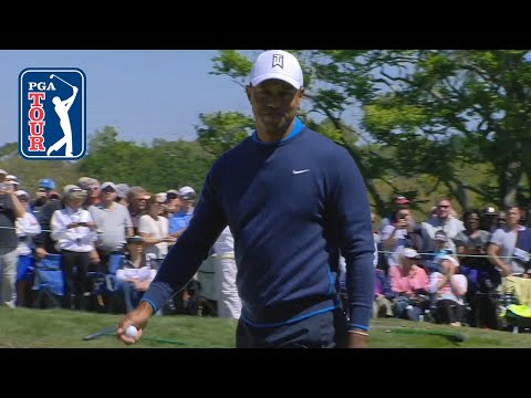 Tiger Woods' highlights | Round 1 | Arnold Palmer