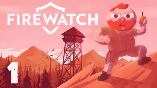Firewatch [Part 1] - First day on the job