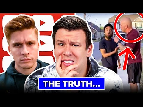 DISGUSTING! New Footage Exposes A Lot, The Truth About Ludwig, Pentland, Chauvin, & Today's News