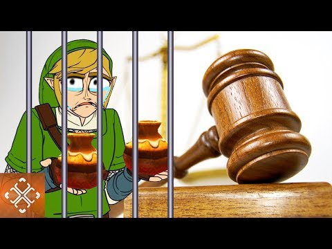connectYoutube - Video Games On Trial: Link Is GUILTY!