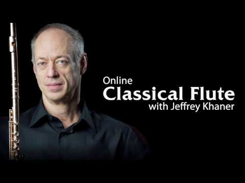 Learn Classical Flute Online with Jeffrey Khaner