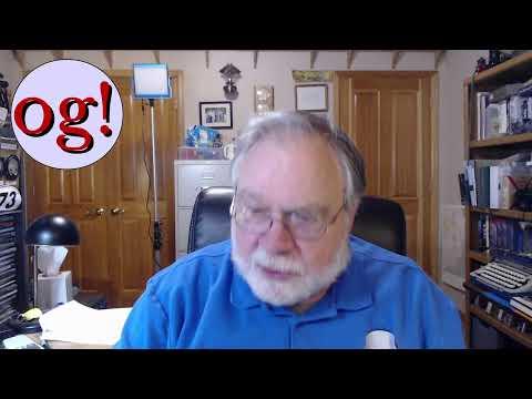 KE0OG Dave Casler Live Stream 21 Oct 2021