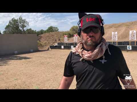 Training at Gunsite 250 (Part 4): El Presidente