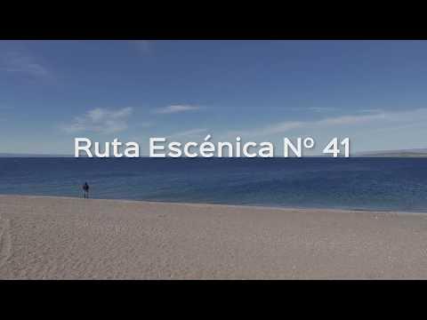 Ruta Escénica Provincial N° 41  - #SantaCruzTeEspera