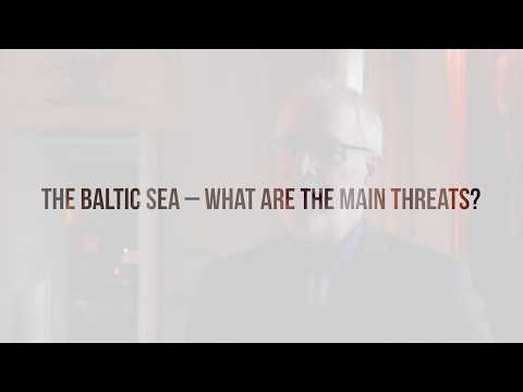 The Baltic Sea - What are the main threats? (with Kevin Noone)