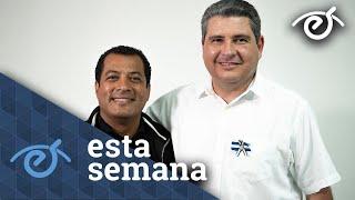 Félix Maradiaga y Juan S. Chamorro:
