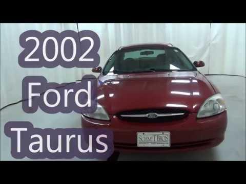 2002 Ford Taurus at Schmit Bros in Saukville, WI!