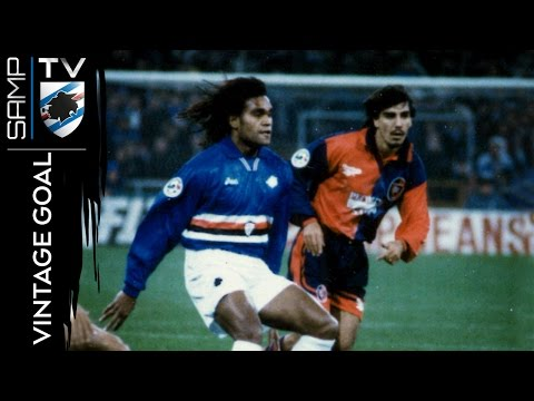 Vintage Goal: Karembeu vs Cagliari