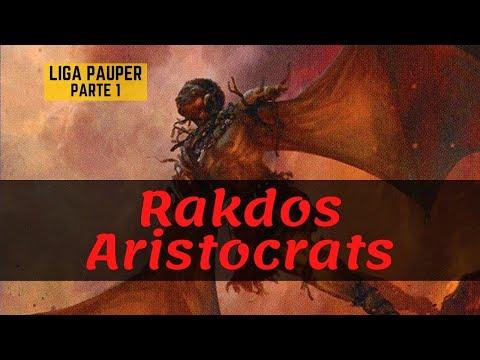 (LIGA PAUPER) Rakdos Aristocrats (parte 1)