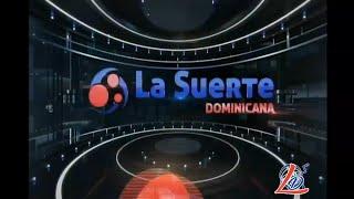 Loteria Dominicana - Live Stream (Quiniela La Suerte, La Suerte Dominicana, La Suerte)