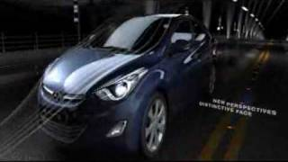 Hyundai Avante - Crafted by the wind
