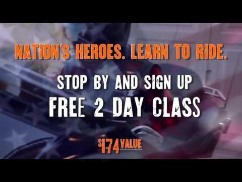 Adamec Harley HEROES RIDE FREE