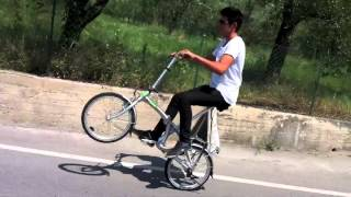 Bicicletta Pieghevole Beixo.Robustezza Bicicletta Pieghevole A Trasmissione Cardanica