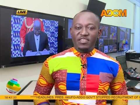 Adom TV News (22-2-17)