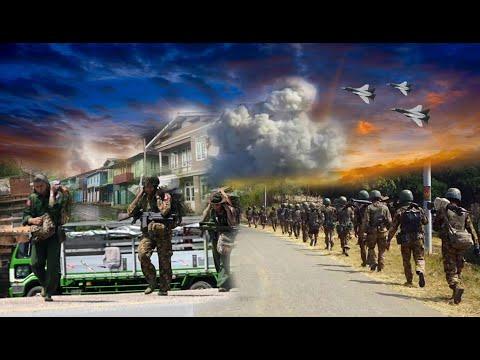 ทหารพม่าเสริมกำลังทุกเขตพื้นที