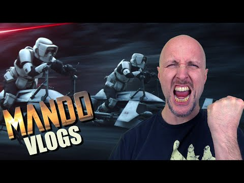 Chapter 12: The Siege - Mando Vlogs