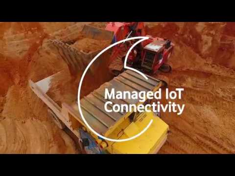 Your IoT connected assets  - our Managed IoT Connectivity Platform