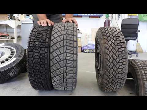 Rally Tires Explained