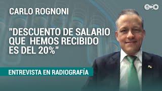 Gobierno confirmó reducción salarial a altos funcionarios del Ejecutivo | RadioGrafía