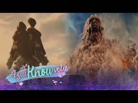 Attack On Titan on Asianovela Channel