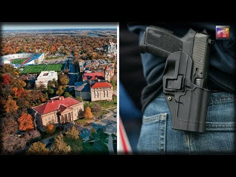 University OKs Guns on Campus… 6 Months Later the Results Are Breathtaking