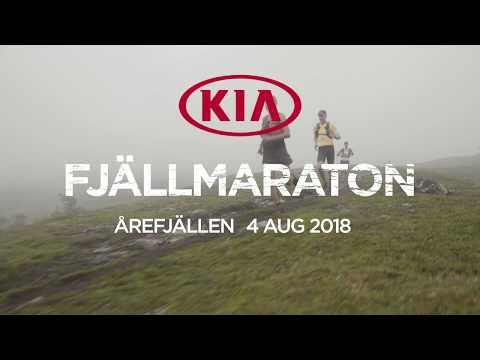 KIA Fjällmaraton 2018