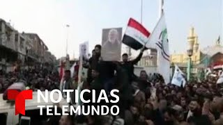 Noticias Telemundo, 5 de enero 2020