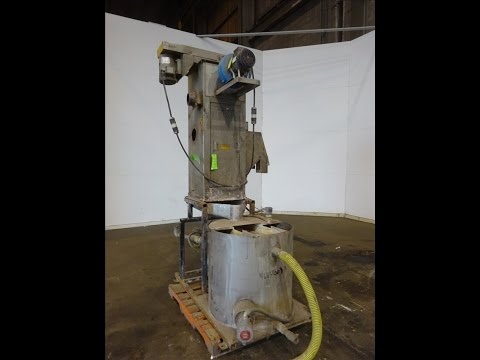 Used- Day Spin Dryer, Model DBL2 - stock # 46651007