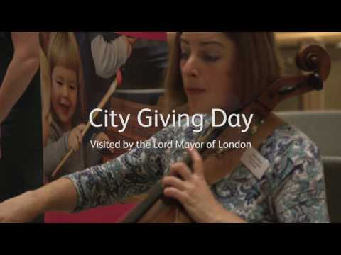 City Giving Day 2016
