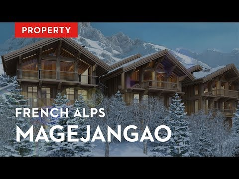 Luxury chalets for sale in Méribel