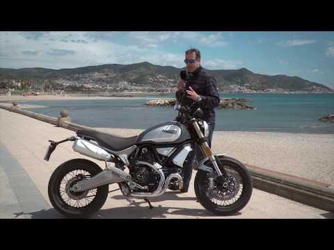 Motosx1000: Presentación Ducati Scrambler 1100