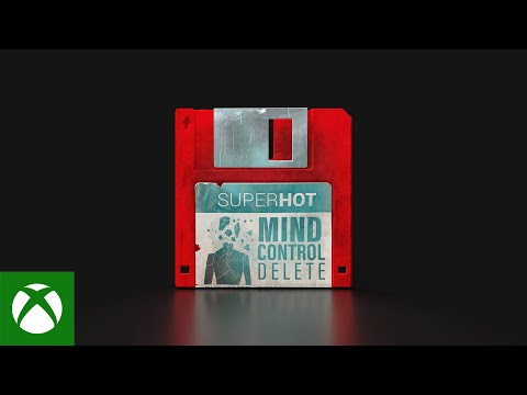 SUPERHOT: MIND CONTROL DELETE   Reveal Trailer   Out July 16th