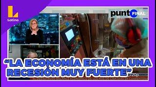 ???? #PuntoFinal (28-06-2020): El desastroso balance económico de los más de 100 días de cuarentena