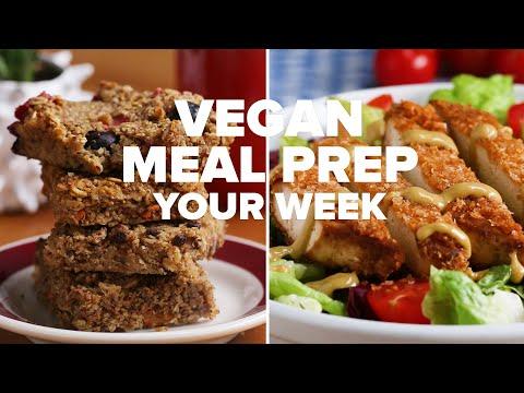 Tasty Vegan Meal Prep For Your Entire Week ? Tasty