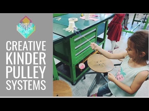 Creative Kinder Pulley Systems