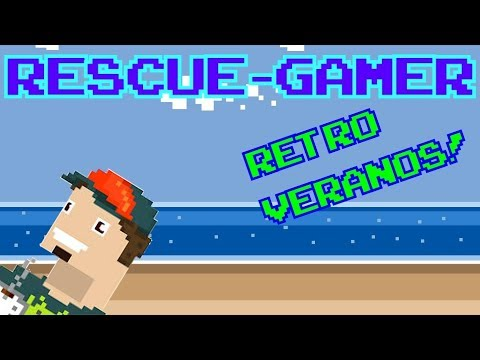 Rescue-Gamer: Retro Veranos