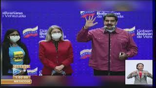 Envían Raúl Castro y Miguel Díaz-Canel mensaje de felicitación a Nicolás Maduro
