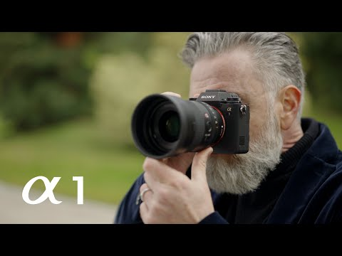 Sony Alpha 1 - The big day with Cristiano Ostinelli