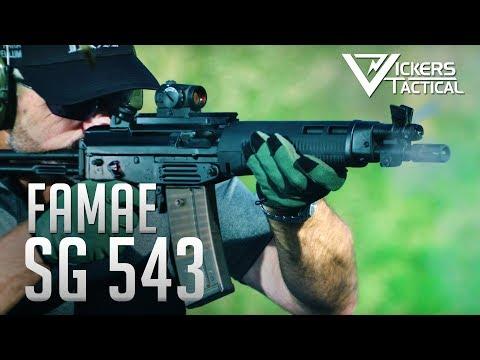 FAMAE SG 543