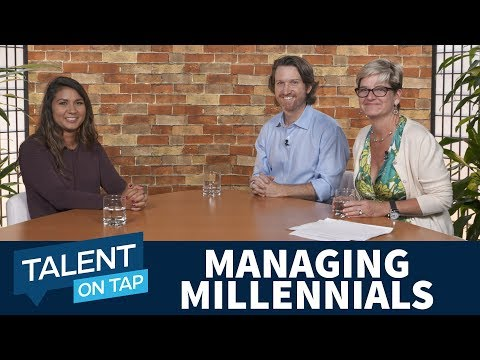 Talent On Tap Ep. 2 | A Millennial Manager Shares How to Manage Millennials