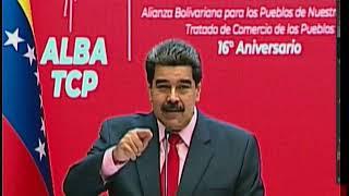 Inaugura Nicolás Maduro XVIII Cumbre del ALBA-TCP