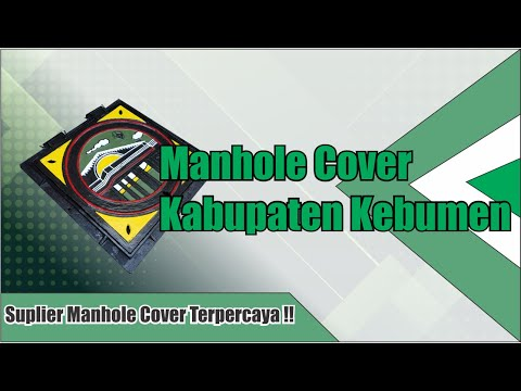 Manhole Cover Medium Duty Kebumen