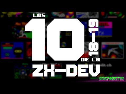 Los 10 de la ZX-Dev [18-19]