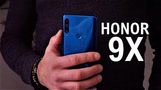 Vidéo-Test : Test : HONOR 9X