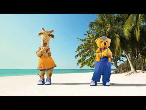 Lollon ja Bernien tanssikoulu