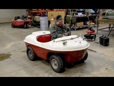 1963 Pengor Penguin - Amphibious ATV