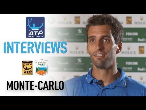 Ramos-Vinolas Talks Dream Run At Monte-Carlo 2017