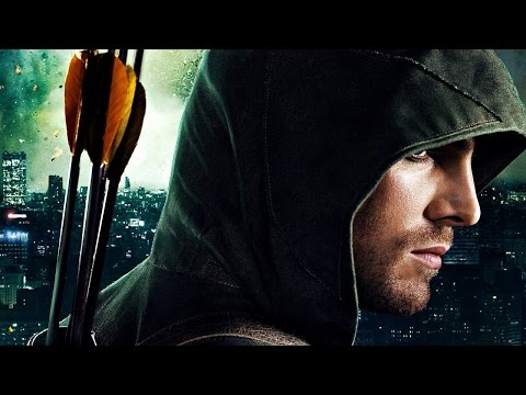 When The CW's DC Universe Began with Arrow
