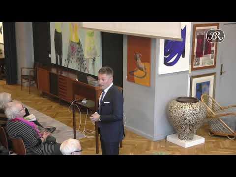 Foredrag v. Kasper Nielsen: Tendenser på kunstmarkedet